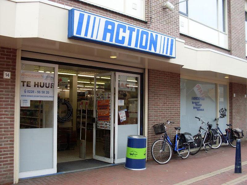 Action rotterdam