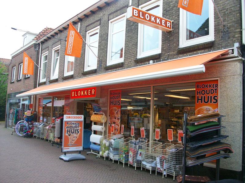 Openingstijden Blokker Spoorstraat 37 In Wijchen