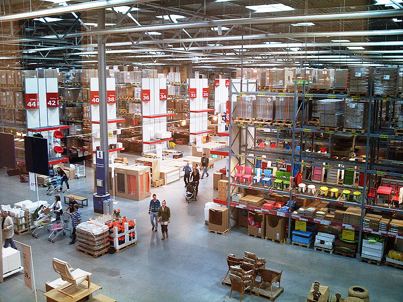 Openingstijden Ikea Kruisweide 1 In Breda