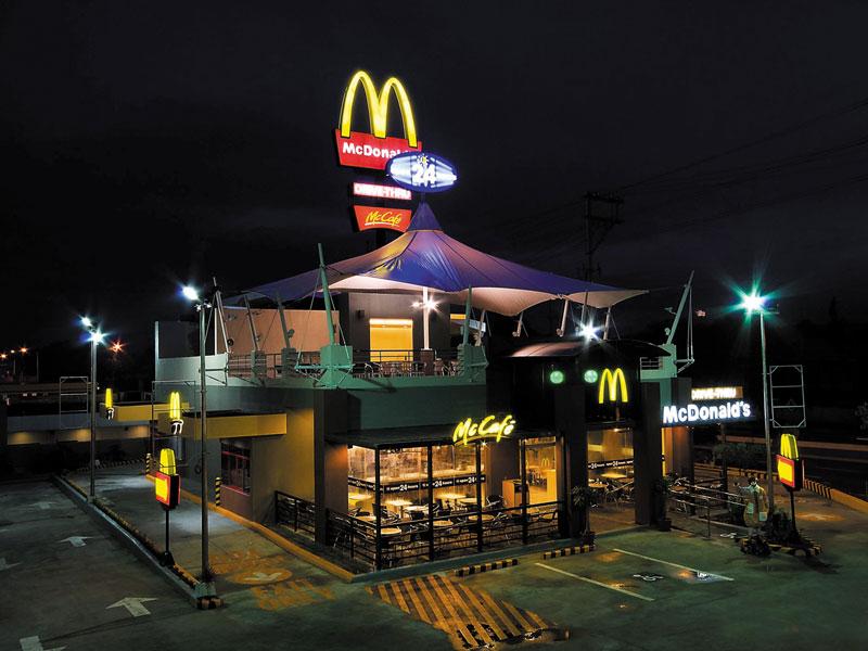 Openingstijden McDonald's Karnemelkstraat 5 in Breda